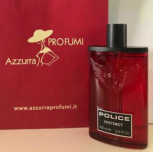 Parfum Police Instinct Eau de Toilette 100 ML Spray Sans Boîte