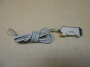 1 NEW OMRON E3XR-CB4 E3XRCB4 PHOTOELECTRIC SENSOR 12-24VDC ADJUSTABLE SENSE 2M
