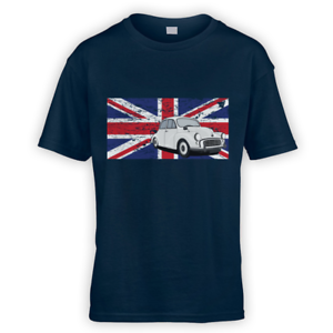 British Morris 1000 Kids T-Shirt-x10-colori regalo classico hobby Moggy