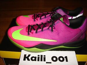 bd2eb9c88a17 Nike Kobe 8 System MC MAMBACURIAL Size 12 615315-500 Multicolor ...