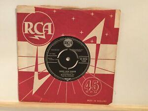 Elvis-Presley-Good-Luck-Charm-7-034-Vinyl-Single-1962-RCA1280-Ex