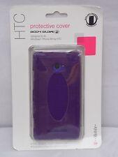 NEW NIP T Mobile HTC Windows Phone 8X Body Glove Dimensions Case Purple