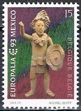 België 1993 2560 Europalia 93 Mexico