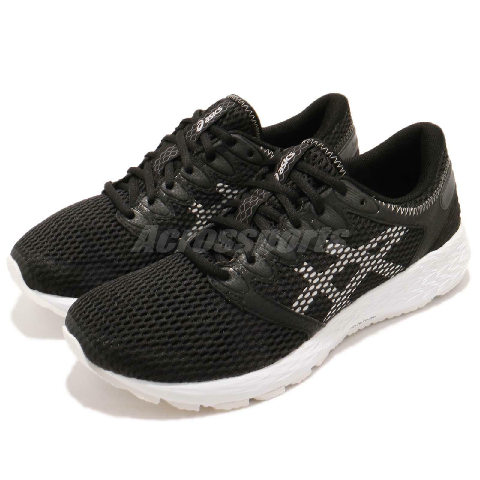 pretty nice 475b7 40018 Asics RoadHawk FF2 Black White Running Casual Shoes Shoes Shoes Sneakers  1011A136-001 dbfb29