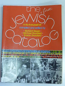 Image result for First Jewish catalogue