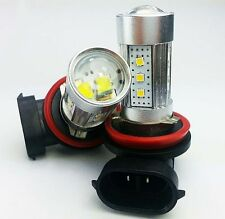 H11 PGJ19-2 22W CREE HIGH POWER LED FRONT FOG CAR XENON WHITE BULBS B