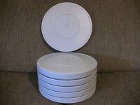 Six- 800ft 16mm Plastic Film Cans -