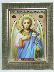 Archange Gabriel Chrétien Orthodoxe Icon Арханель Гаврил Икона xSkDa82W-09121105-770464001