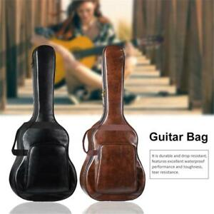 40-41INCH-Ballad-Classic-Acoustic-Guitar-Bag-Protective-Carry-Back-Case-Backpack
