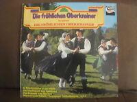 DIE FRÖHLICHEN OBERKRAINER LP Richards Oberkrainer Musikanten