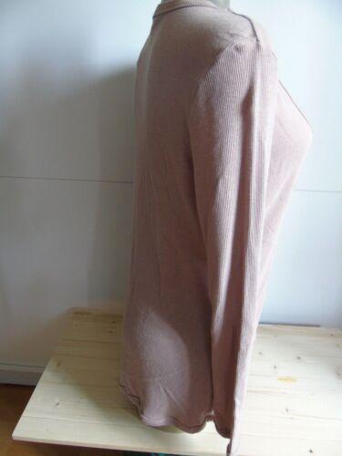 Calida Pyjamas Rose Tea ub407 New S Jacket Top Gr Couleur qBP4wq