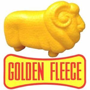 GOLDEN-FLEECE-RAM-PETROL-BOWSER-PUMP-REPO-MARINO-SHEEP-SIGN-TOP-BEST-DEAL-NEW