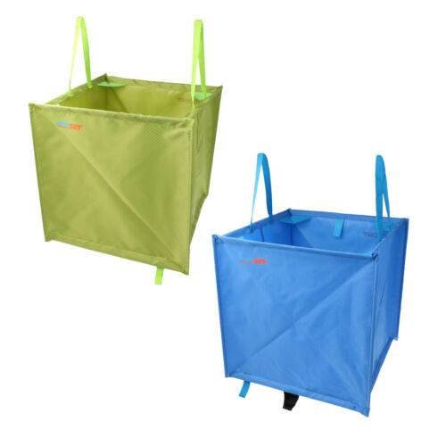 Heavy Duty Tree Climbing Arborist Foldable Throw Line Weight Bag Storage Cube