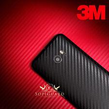 SopiGuard 3M 1080 Carbon Fiber Vinyl Skin Front + Back HTC 10