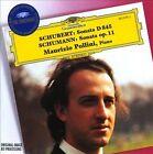 Schubert: Sonata D. 845; Schumann: Sonata Op. 11 (CD, Sep-2002, Deutsche Grammophon)