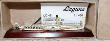 N5 Laguna LC48 Chiemsee-Raddampfer Ludwig Fessler 1:400