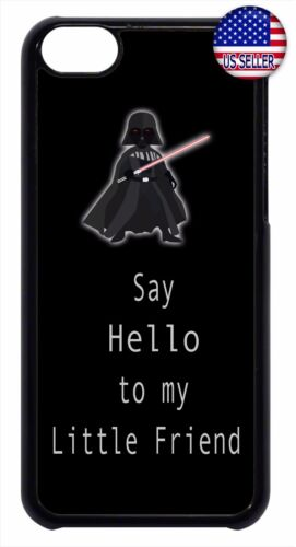 New Slim Hard Case Cover For Apple iPod 4 5 6 Funny Star Wars Movie Parody Quote