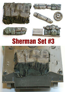 1-35-scale-resin-WW2-Sherman-tank-Engine-Deck-and-Stowage-Sets-3