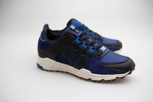 new style 47842 140a4 Adidas Consortium x Undefeated x Colette Men EQT Support SE blue ...