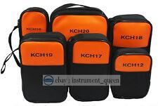 Orange Soft Case Bag Kch12 Kch16 Kch17 Kch18 Kch19 Kch20 For Clamp Multimeter