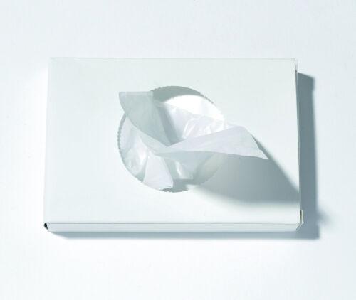 300 Hygienebeutel in Spenderbox für Tampons Damenbinden 30 Beutel//Box