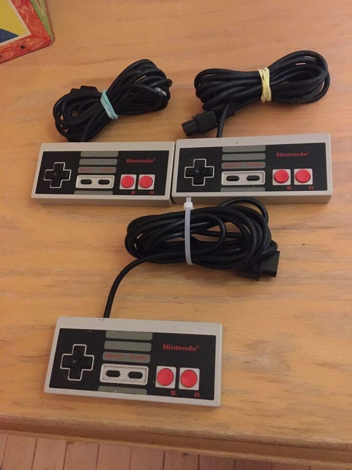 Nintendo NES, Nes joystick