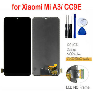 TFT-LCD-Pantalla-Tactil-Display-Touchscreen-Digitizer-para-Xiaomi-Mi-A3-CC9E