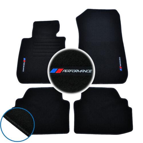 TAPIS SOL BMW SERIE 3 E92 COUPE 2006-2014 320d 320i MOQUETTE LOGO PERFORMANCE M