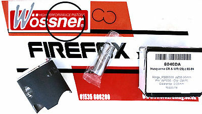 Husqvarna WR125 CR125 1997-2015 54mm Wossner Racing Piston Kit Also SM SMS WR