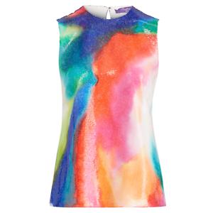 Ralph Lauren Purple Label Collection Alandra Sequined Top Shirt New