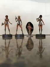 1/24 1/25 or G Scale Resin Model Kit, Sexy action figure Space Girls