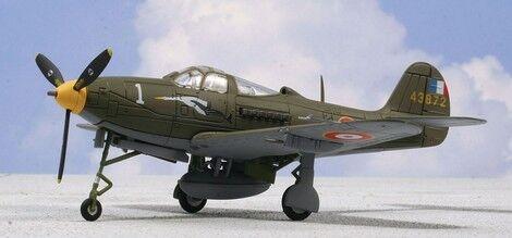 1 72 P-39Q Airacobra GC II 6 travail, French Air Force, 1944