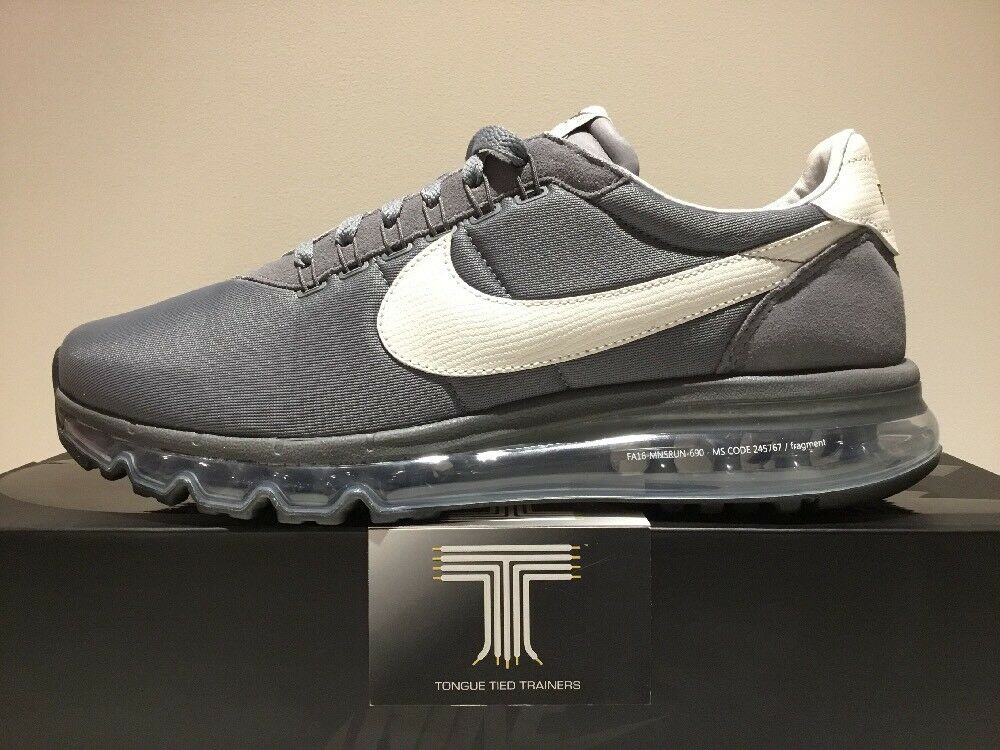 Nike Air Max LD-Zero x Fragment HTM Edition ~ 885893 002 ~ Uk