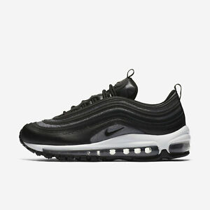 "Details about Women's Nike Air Max 97 ""Glitter"" Size 8.5 Black Glitter (AT0071 002)"