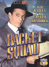 Racket Squad - Volume 1 (DVD, 2003)