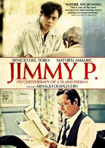 Jimmy P [New DVD]