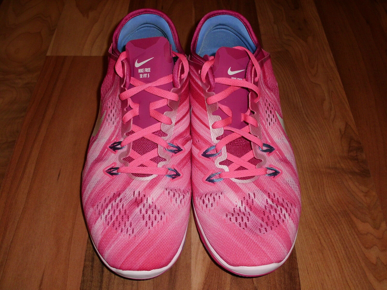 Nike Free 5.0 TR FIT 5 PRT correr entrenamiento Fireberry 601 704695 601 Fireberry para mujer 31a466