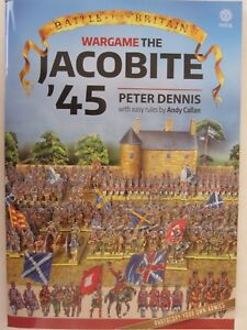 Wargame-The-Jacobite-039-45-Rules-amp-Paper-Soldiers