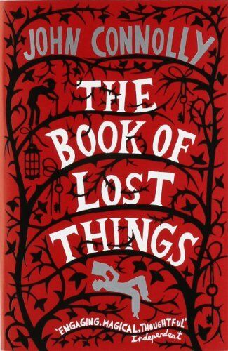 The Book of Lost Things By John Connolly. 9780340899489