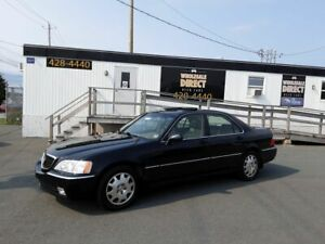2003 Acura RL ONLY 78,000KM!!