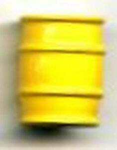 YELLOW-BARREL-TRACK-CLEANING-CAR-for-American-Flyer-S-Gauge-Scale-Trains-Parts