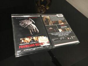 Promesse Del Est DVD Viggo Mortensen Naomi Watts Sigillata Nuovo