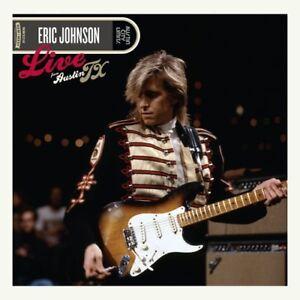 Eric-Johnson-Live-From-Austin-Texas-New-Vinyl-LP-180-Gram