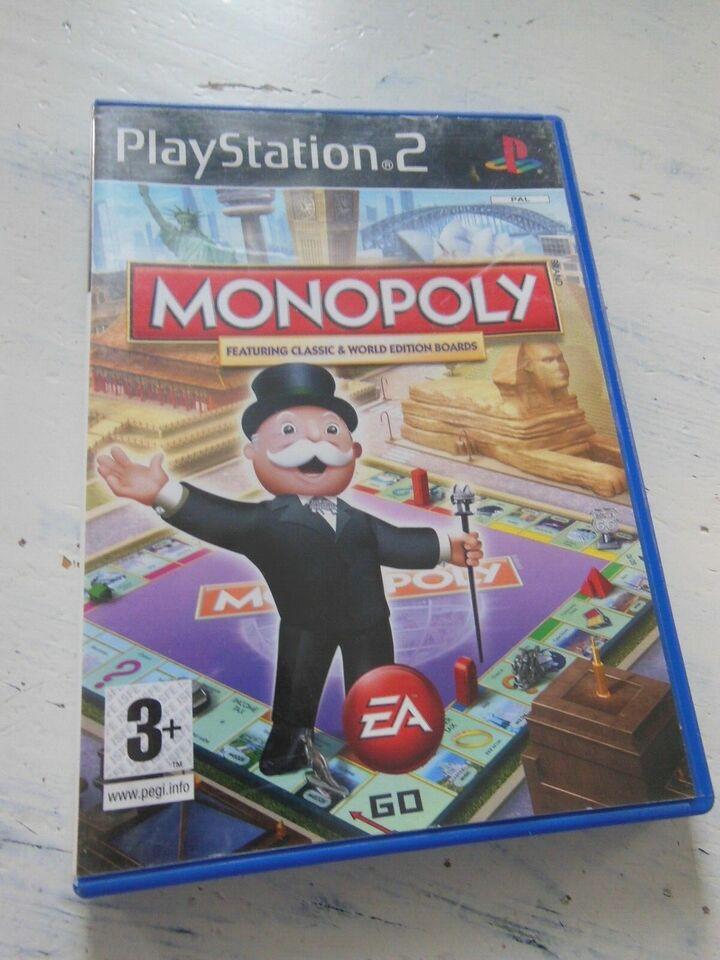 MONOPOLY, PS2