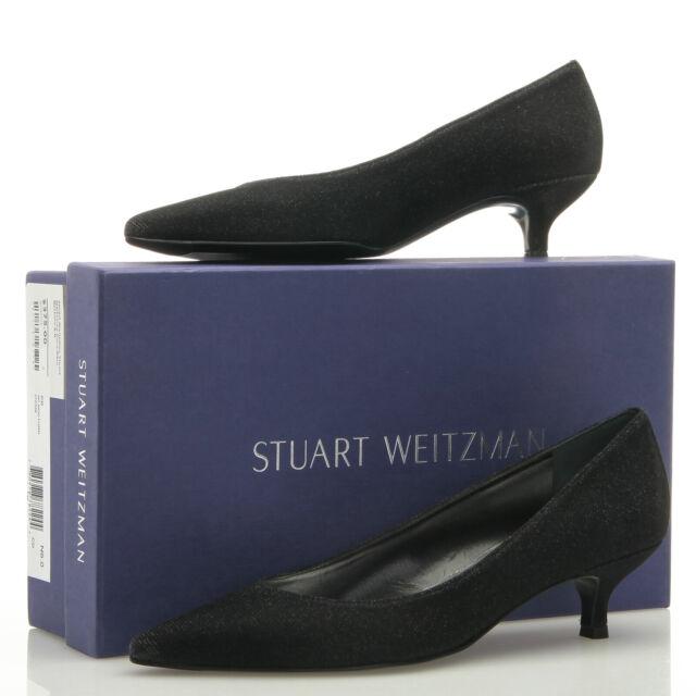Stuart Weitzman Poco Black Nocturn