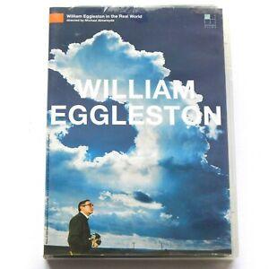 William Eggleston In the Real World DVD A Film by Michael Almereyda 2005