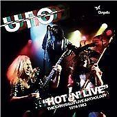 UFO - Hot 'n' Live: The Chrysalis Live Anthology 1974-1983 (2013)  2CD  NEW