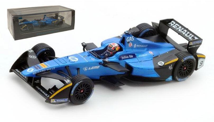 Spark S5922 Renault e.dams ZE 16 Formula E 2016-2017 - Pierre Gasly 1 43 Scale