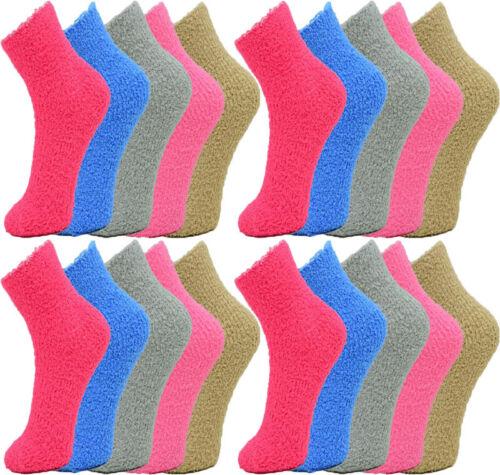 5 Ragazze Bambini Calze morbidose cuciture morbidose calze calde inverno 22 23 24 25 26 27 32