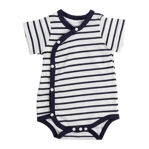 Newborn Infant Baby Unisex Outfits Romper Bodysuit Jumpsuit Pants Clothes Set